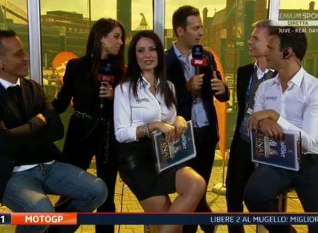 Monica Bertini GONNA CON SPACCO 3 6 2017