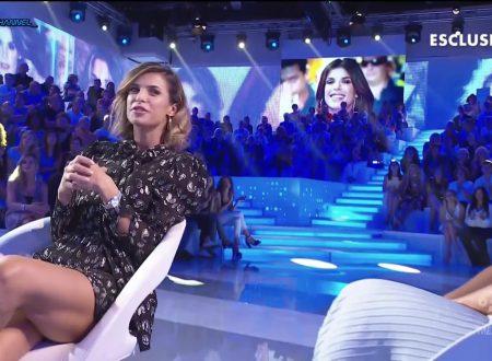 Elisabetta Canalis COSCE Verissimo 29-09-18