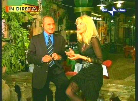 Maria Teresa Ruta COSCE COLLANT Vita In Diretta 2 1 08