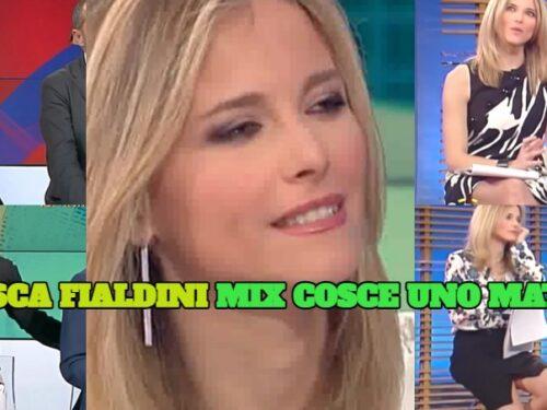 Francesca Fialdini MIX COSCE UNO MATTINA #1