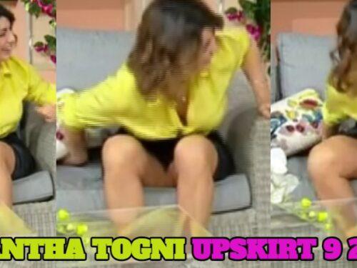Samantha Togni UPSKIRT 9 2 2021