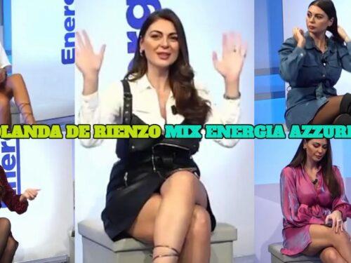 Jolanda De Rienzo MIX COSCE ENERGIA AZZURRA