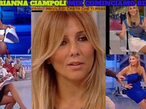 Arianna Ciampoli MIX COSCE COMINCIAMO BENE